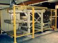 Anlage zur Herstellung von Kofferraumböden (Ansicht 2)