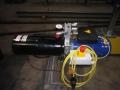 Hydraulik aggregat für Richtpresse
